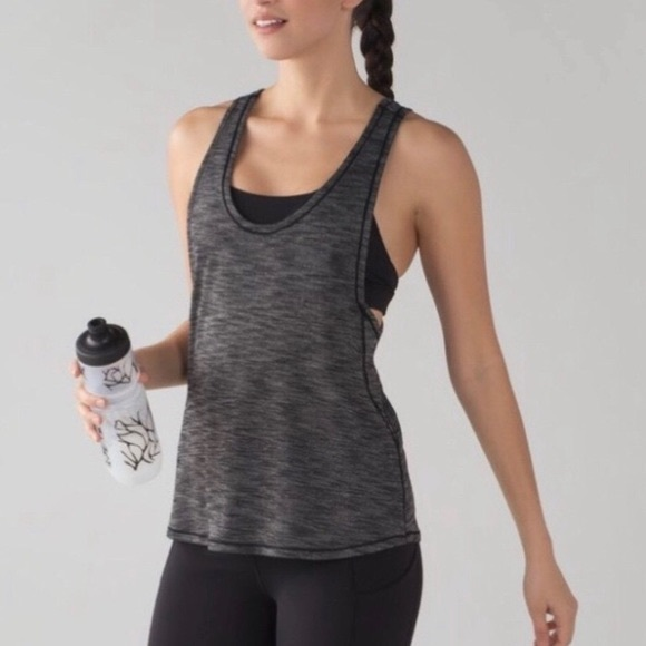 NWT Lululemon glide and stride tank size 12